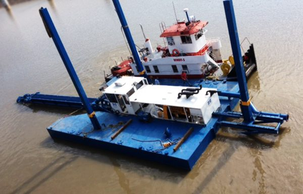 UD402: Ammco 16-inch Swinging Ladder Dredge AVAILABLE!! – Rental Possibilities