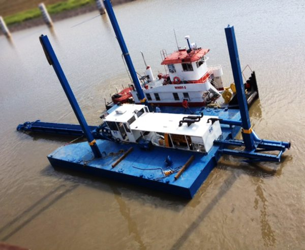 UD402: Ammco 16-inch Swinging Ladder Dredge AVAILABLE!! - Rental Possibilities