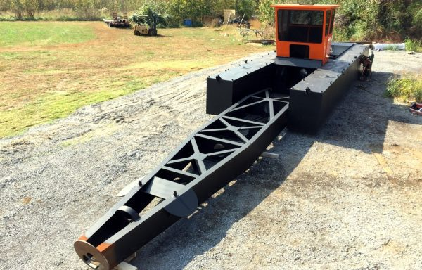 "UD475: Pioneer 12"" Cutter Suction Dredge"
